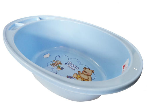 Large Double Bear Bath Tub - Blue - Aussie Baby