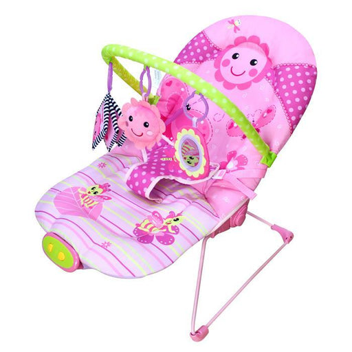 Dancing Flower Baby Bouncer - Aussie Baby