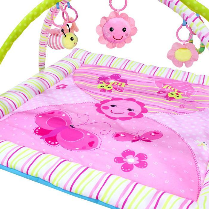 Dancing Flower Musical Baby Playgym - Aussie Baby