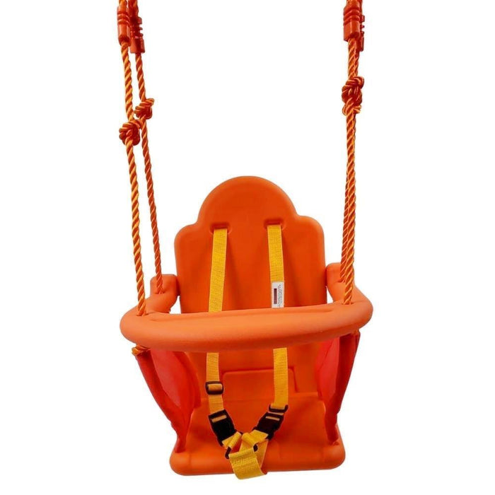 Snug & Secure Swing Set