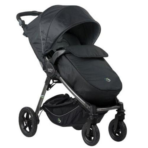 Steelcraft Agile SP Stroller - Black - Aussie Baby