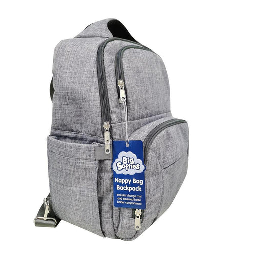Big Softies Nappy Bag Backpack - Aussie Baby