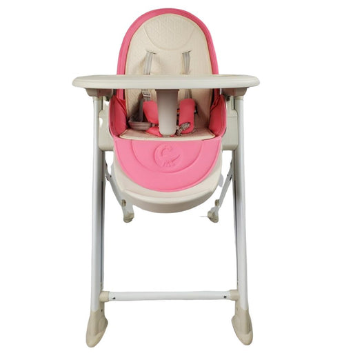Aussie Baby Love Plus High Chair - Pink - Aussie Baby