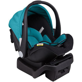 Arlo Infant Carrier and Car Seat - Black Aqua