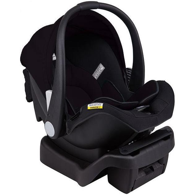 Arlo Infant Carrier and Car Seat - Black Black
