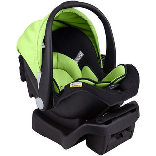 Arlo Infant Carrier and Car Seat - Black Green