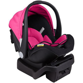 Arlo Infant Carrier and Car Seat - Black Pink