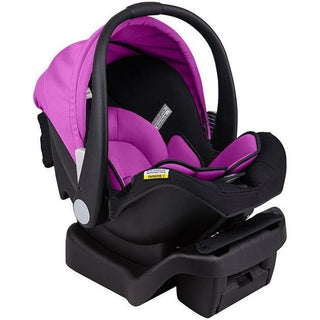 Arlo Infant Carrier and Car Seat - Black Purple