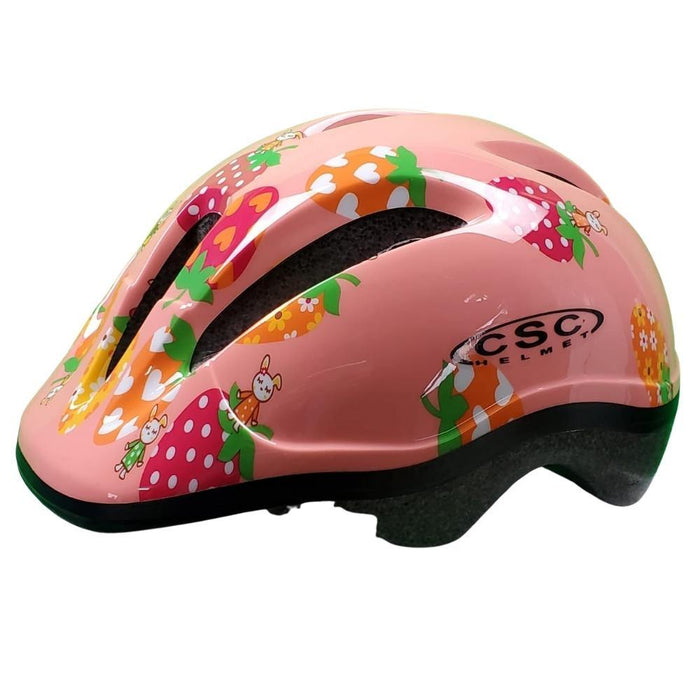 Aussie Baby CS2700Y Junior Helmet - Pink Rabbit