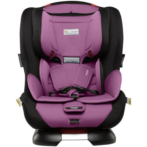 Infa Secure Luxi II Astra Convertible Car Seat - Purple - Aussie Baby