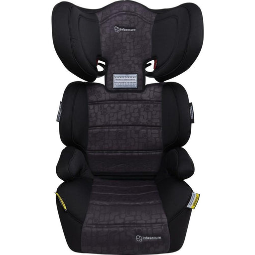 Infa Secure Vario Element Booster Seat - Grey - Aussie Baby
