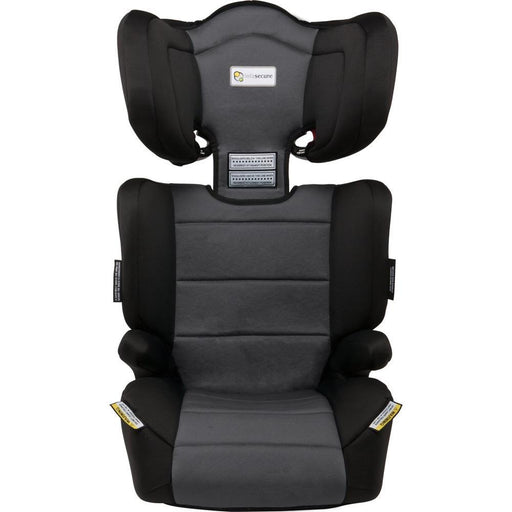 Infa Secure Vario II Astra Booster Seat - Grey - Aussie Baby