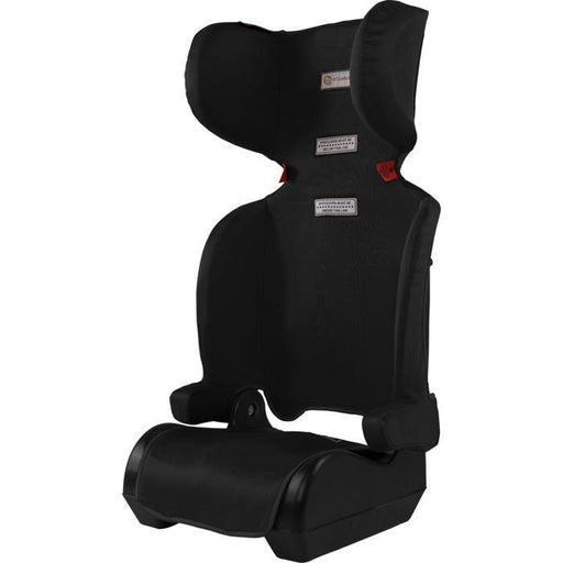 Infa Secure Versatile Folding Booster Seat - Black - Aussie Baby