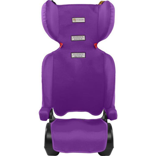 Infa Secure Versatile Folding Booster Seat - Purple - Aussie Baby