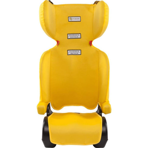 Infa Secure Versatile Folding Booster Seat - Yellow - Aussie Baby
