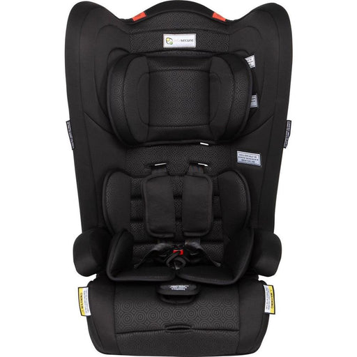 Infa Secure Compi Caprice Convertible Booster Seat - Aussie Baby