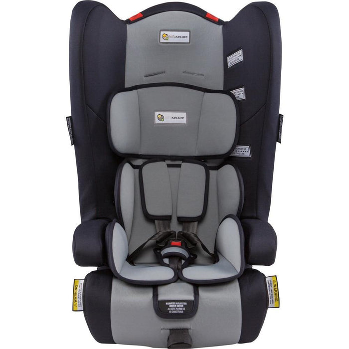Infa Secure Rover Convertible Booster Seat - Graphite - Aussie Baby