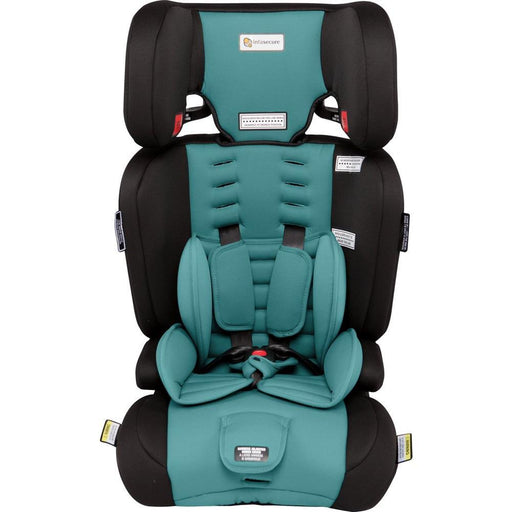 Infa Secure Visage Astra Convertible Booster Seat - Aqua - Aussie Baby