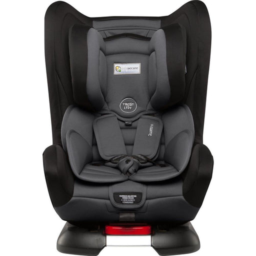 Infa Secure Quattro Astra Convertible Car Seat - Grey - Aussie Baby