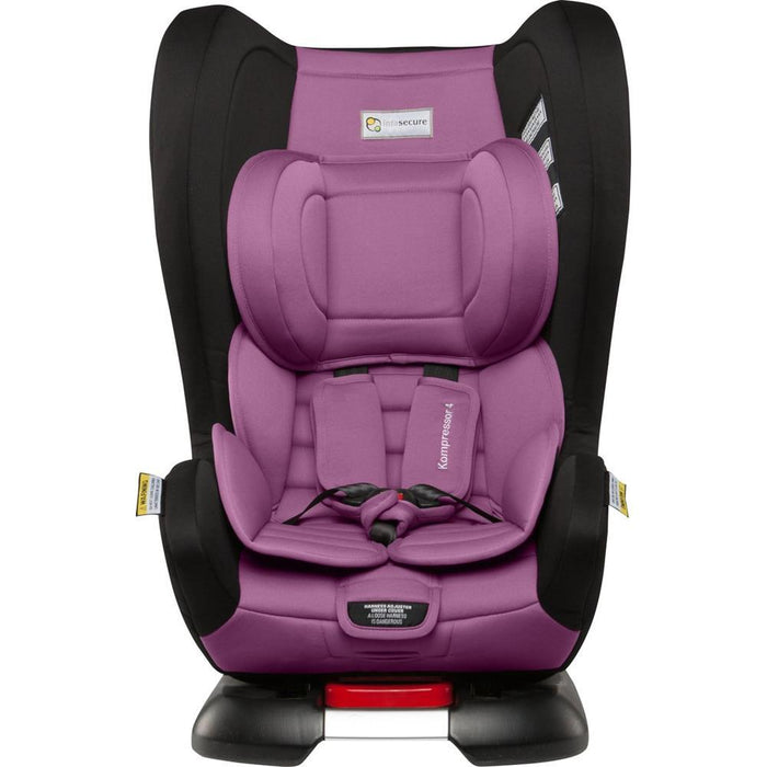 Infa Secure Kompressor 4 Astra Convertible Car Seat - Purple - Aussie Baby
