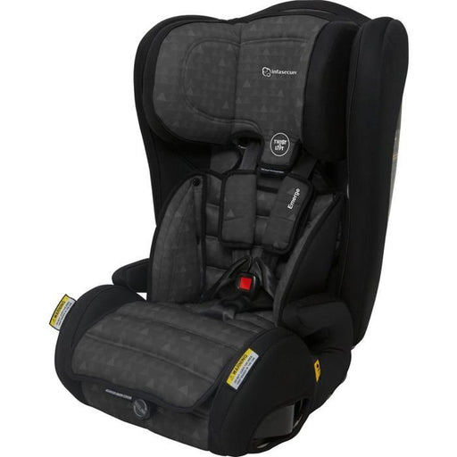 Infa Secure Emerge Treo Harnessed Booster Seat - Ebony - Aussie Baby