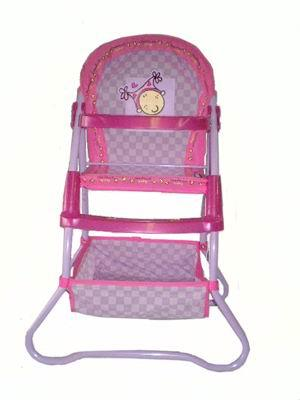 D704 Doll High Chair - Aussie Baby