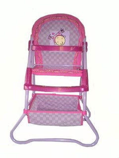 D704 Doll High Chair