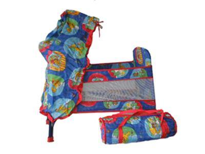 D802 Doll Bassinet & Carrier