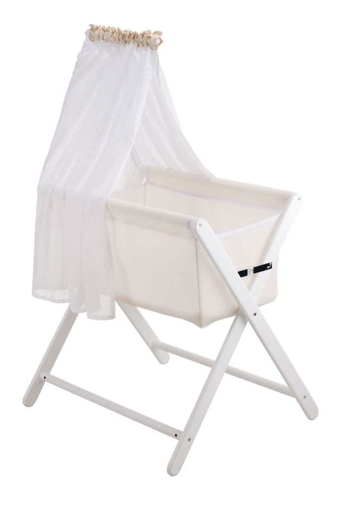 Mother's Choice Coco Bassinet - White