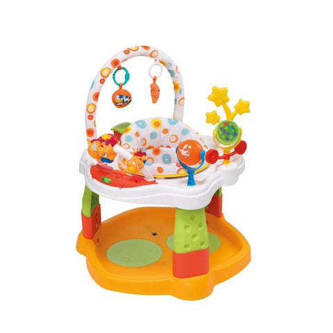 Mother's Choice Rhyme Thyme 2 in 1 Activity Centre