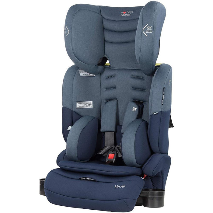 Mother's Choice Kin AP Convertible Booster Seat - Deep Navy