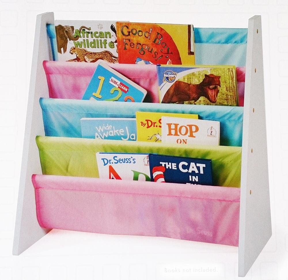 Soft Bookrack storage