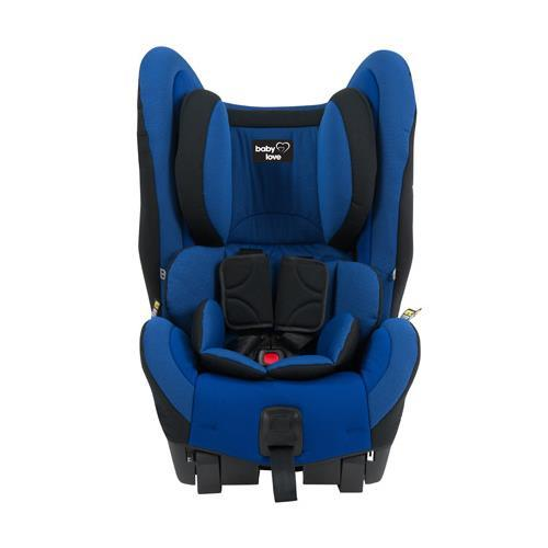 Babylove Ezy Switch EP Convertible Car Seat - Blue - Aussie Baby