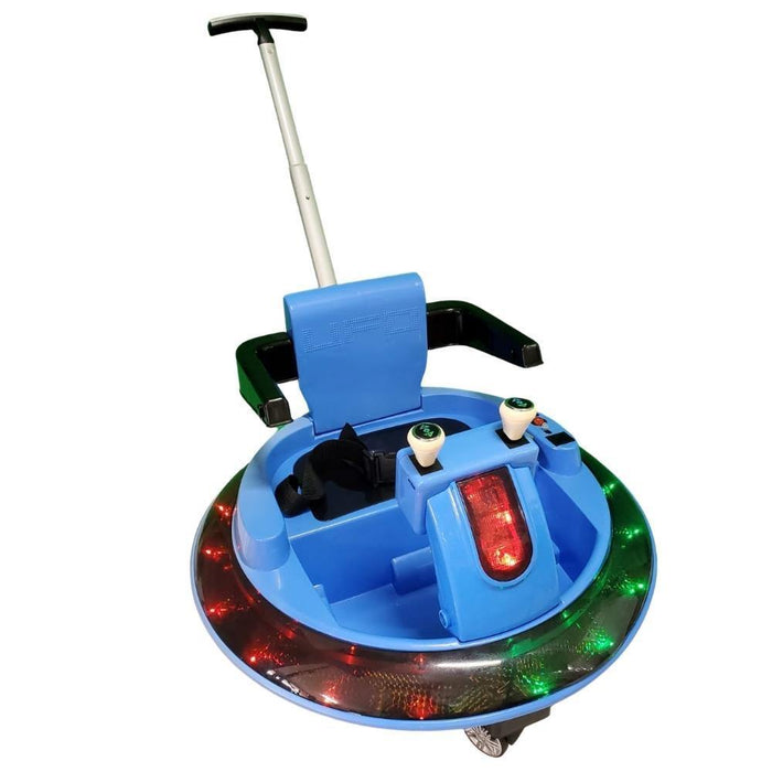 Aussie Baby FD88 UFO Battery Operated Ride On Toy Car - Blue