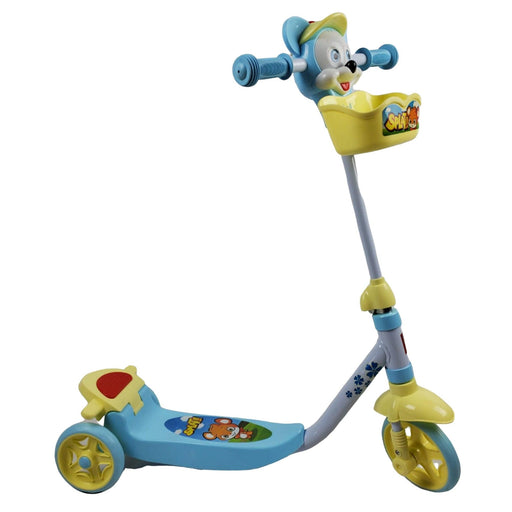 Happy Mouse Kids Junior Scooter - Blue - Aussie Baby