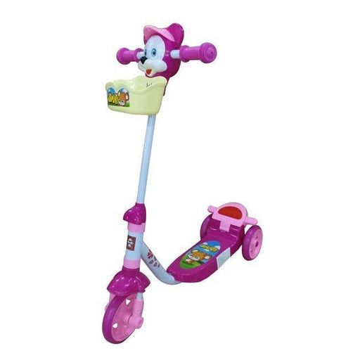 Happy Mouse Kids Junior Scooter - Pink - Aussie Baby