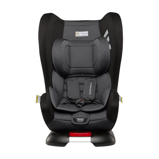 Infa Secure Kompressor 4 Astra Convertible Car Seat - Grey - Aussie Baby