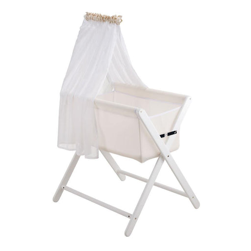Mother's Choice Coco Bassinet - White - Aussie Baby