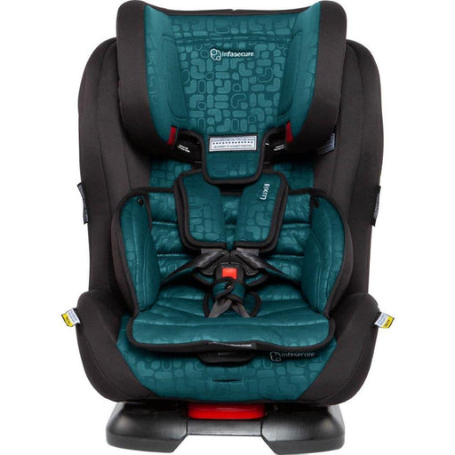 Infa Secure Luxi II Element Convertible Car Seat - Jade - Aussie Baby