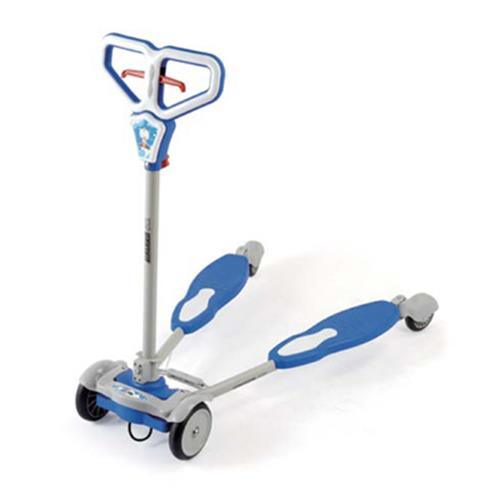 Elite Glitter Motion Slider Scooter - Blue - Aussie Baby