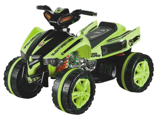 20F8 Super Quad Bike - Green