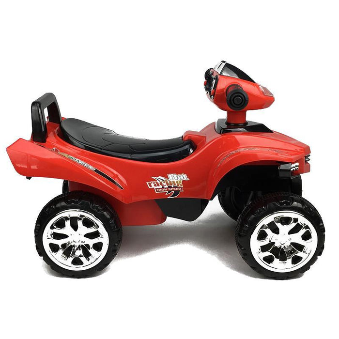 Elite Kids ATV Ride-On Toy Mini Quad Bike - Red - Aussie Baby