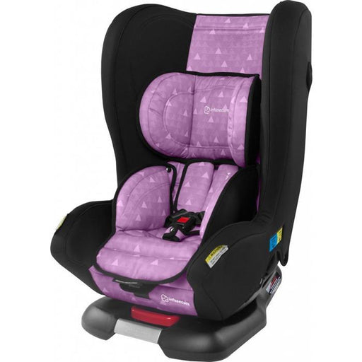 Infa Secure Kompressor 4 Treo Convertible Car Seat - Purple - Aussie Baby