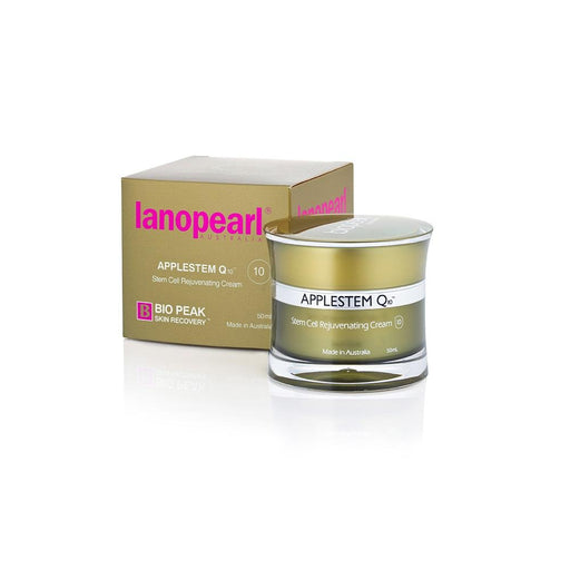 Lanopearl Applestem Q10 Rejuvenating Cream 50mL - Aussie Baby