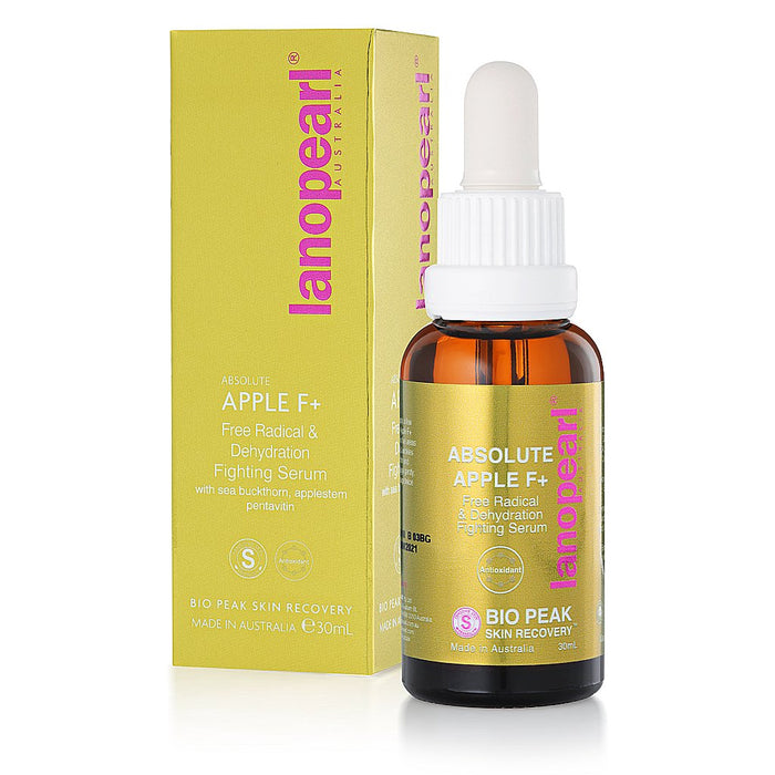 Lanopearl Absolute Apple F+ Free Radical & Dehydration Fighting Serum 30mL - Aussie Baby