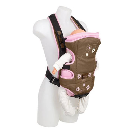 Travel Baby Soft Pouch Carrier - Pink - Aussie Baby