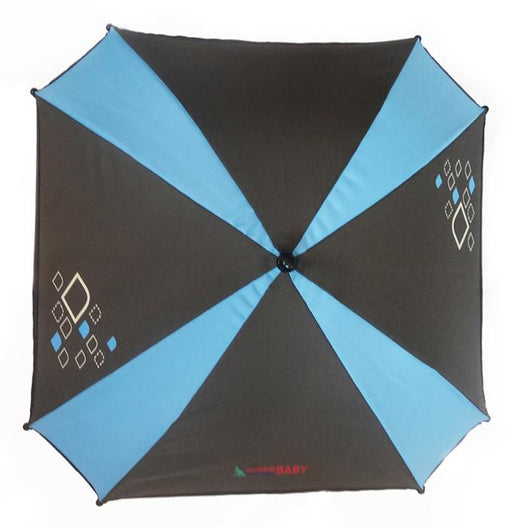Aussie Baby Pram Umbrella - Diamond Blue - Aussie Baby