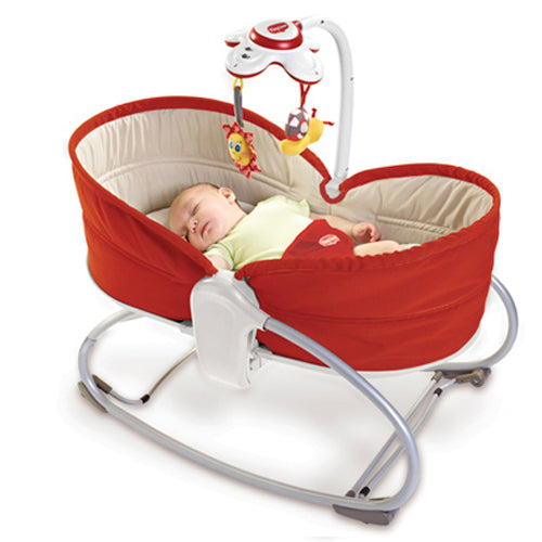 Tiny Love 3-in-1 Rocker Napper - Red - Aussie Baby