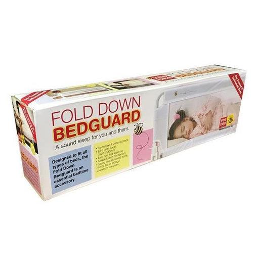 Vee Bee Safety Fold Down Bedguard - Aussie Baby