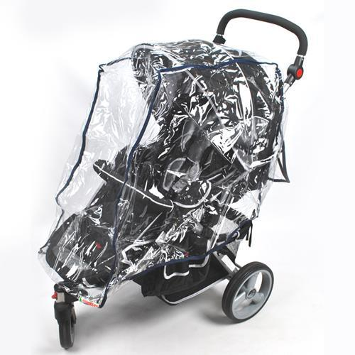 Rain Storm Dust Cover - 3 Wheel Pram - Aussie Baby